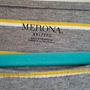 Merona Tops - Merona Boatneck top